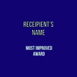 Better Practice Award