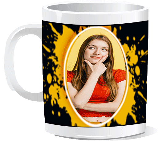 Photo Mug Design-5