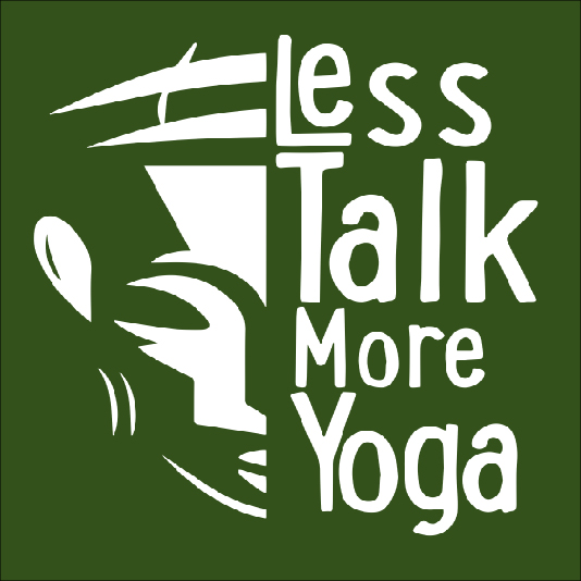 Less Talk More Yoga Mask