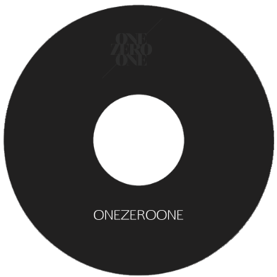 CD DVD (onezeroone)