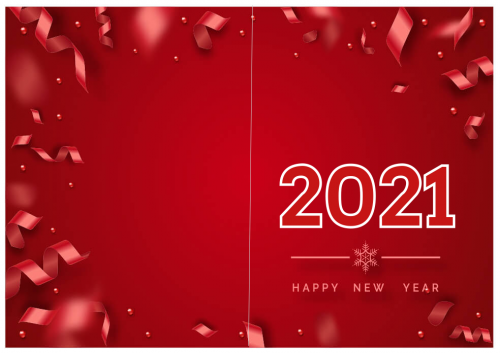 Happy New Year Card 005