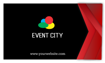 Event City Business Card (3.5x2)