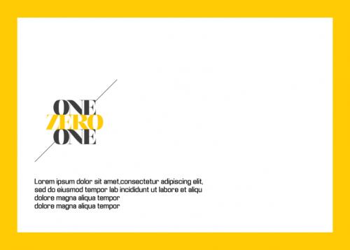 Envelope (Onezeroone)