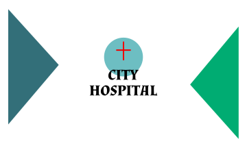 City Hospital Business Card (3.5x2)