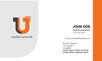 Business Cards(media network)