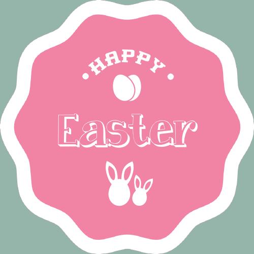 Easter Sticker4