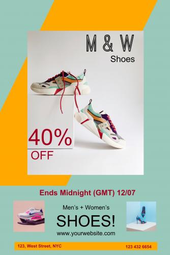 Shoes Sale Poster - 31 (24x36)